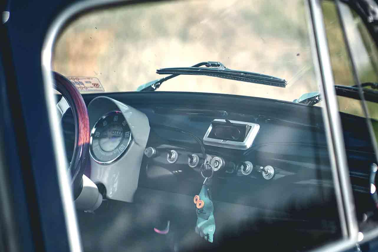 Escobillas limpiaparabrisas para el coche